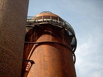 Völklingen Ironworks - Image: Voelklinger Huette 3
