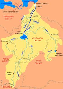 Óblast de Nóvgorod