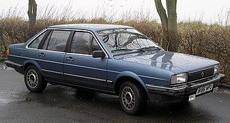 Volkswagen Santana - Image: Volkswagen Santana GX 5