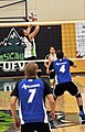 Volleyball UFV men vs COTR 32 (11092424833).jpg