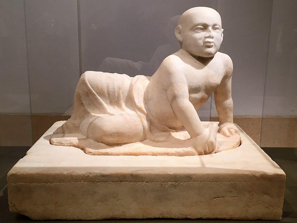 Votive statue from eshmun