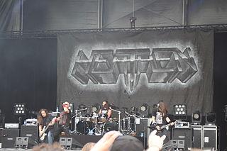 Heathen (band) American thrash metal band