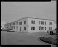 WEST SIDE, SOUTHWEST CORNER - Torpedo Storehouse, Second and Dowell Streets, Keyport, Kitsap County, WA HABS WA-256-4.tif