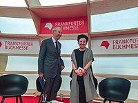 WIPO Director General Congratulates Nobel Prize in Literature Winner at Frankfurt Book Fair.jpg
