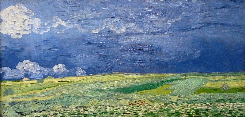 File:WLANL - jankie - Korenveld onder onweerslucht, Vincent van Gogh (1890).jpg