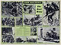 WW2 Know Your Enemy Nazi Army Poster Newsmap Vol 1 No 5 1943-05-25 US Government National Archives NARA Unrestricted Public domain 26-nm-1-5 002.jpg