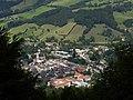 Waidhofen an der Ybbs - Blick von der oberen Buchenbergkapelle auf Waidhofen.jpg