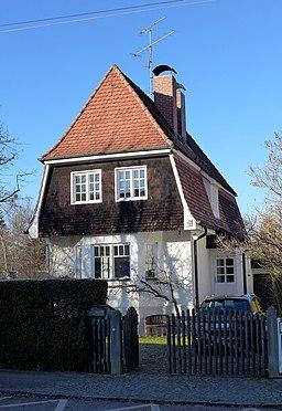 Waldstraße in Gräfelfing