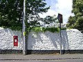 Wall by Church Street, Dawlish - geograph.org.uk - 1382571.jpg