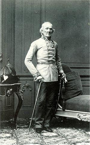 Ludwig von Wallmoden-Gimborn - Ludwig von Wallmoden-Gimborn, by Ludwig Angerer, 1860