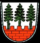Das Wappen von Waldershof