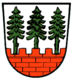 Coat of arms of Waldershof