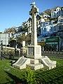 War memorial in East Looe - geograph.org.uk - 1106161.jpg