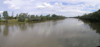 Warrego River river in Australia