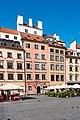 Warszawa, Rynek Starego Miasta 23-25 20170518 001.jpg