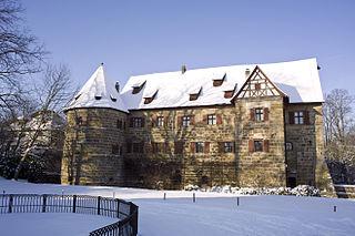 Schloss Kunreuth château