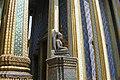 Wat Phra Kaew, Buddha, Phra Mondop, The Library, Bangkok, Thailand.jpg