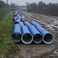 Water pipes, Bilton - geograph.org.uk - 1562670.jpg