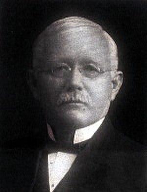 North China Theological Seminary - Watson Hayes, the first principal of North China Theological Seminary