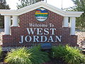 Welcome to West Jordan 7800 South.JPG