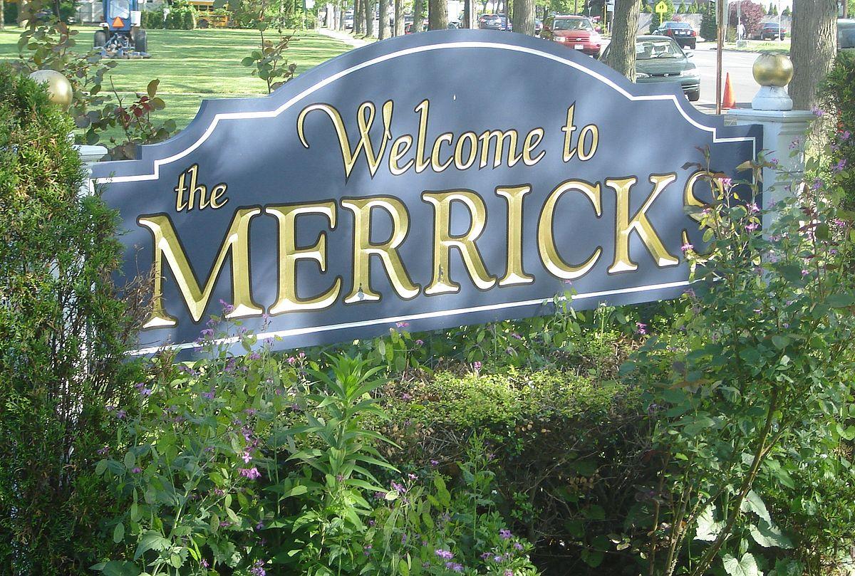 Merrick, New York - Wikipedia on forest hills, long beach, merrick new york history, nassau county, john f. kennedy high school, point lookout, garden city, valley stream, franklin square, merrick ave queens, merrick map, merrick theatre, merrick playhouse schedule, atlantic beach, lido beach,