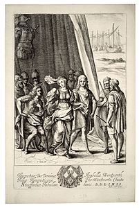 Wenceslas Hollar - Briseis and Achilles.jpg