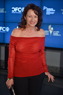 Wendel Meldrum at 2013Canadian Screen Awards Nominee Reception.jpg
