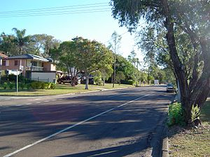 Capalaba, Queensland - Wentworth Drive, 2014
