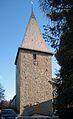 Werl, Hilbeck, Evangelische Kirche, Turmansich t2.jpg