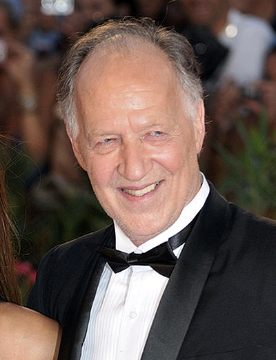 Picture of an author: Werner Herzog