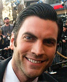 Wes Bentley 2012.