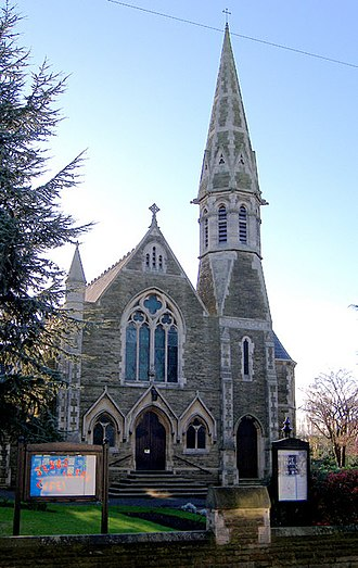 Epworth, Lincolnshire - Wesley Memorial church