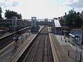 West Hampstead Thameslink stn slow high northbound June 09.JPG