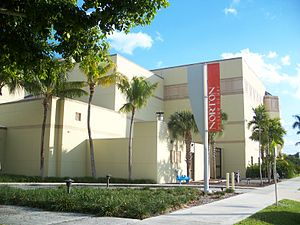 Norton Museum of Art - Image: West PB FL Norton Mo A01