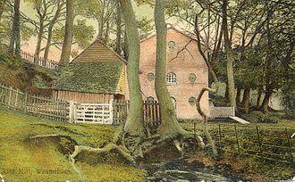 Westerham - Westerham Mill c. 1912