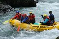 Whitewater rafting Alaska 2010.jpg