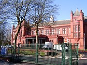 The Whitworth Art Gallery, Manchester