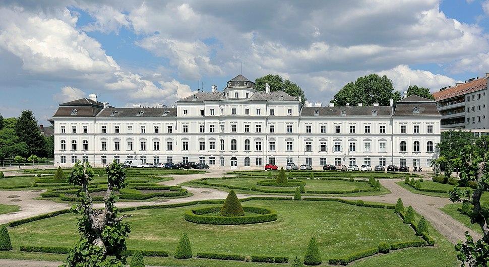 Wien - Palais Augarten (1)