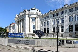 Vienna Technical Museum - Image: Wien Technisches Museum
