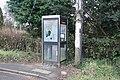 Wigsley phone box - geograph.org.uk - 1115691.jpg