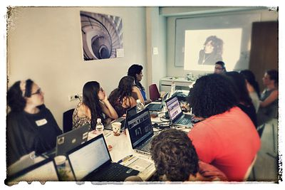 Wiki Women Editors Project - Opening Meeting (18).jpg