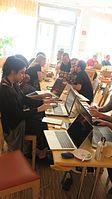 Wikimedia Hackathon 2017 IMG 4269 (33946933723).jpg