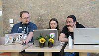 Wikimedia Hackathon 2017 IMG 4323 (34755893985).jpg