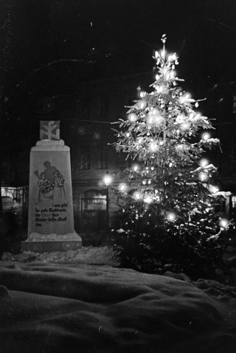 Wilhelm Walther, Weihnachtsbaum, 2-197-200-7257.tif