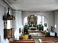 Wilhelmskirch Pfarrkirche Chor Kanzel.jpg