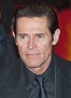 Clear and Present Danger (film) - Willem Dafoe portrayed John Clark