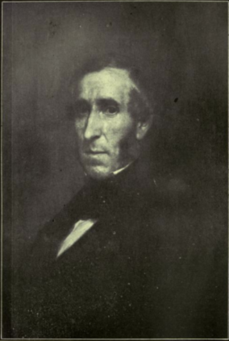 William Valentine (painter) - William Valentine - Self Portrait, Nova Scotia Archives and Records Management