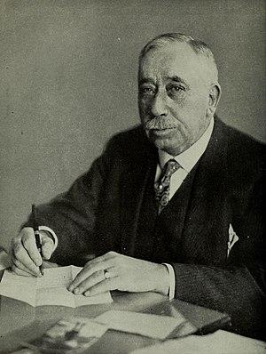 William H. Nichols - Portrait of William H. Nichols.