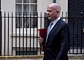 William Hague briefs 10 Downing Street after Israeli Prime Minister is summond to Foreign Office (12885067435).jpg
