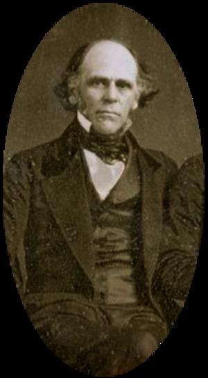 William Henry Brisbane - Brisbane in 1853